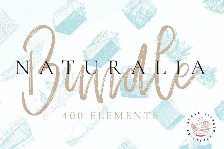 Naturalia Bundle - 400 Elements