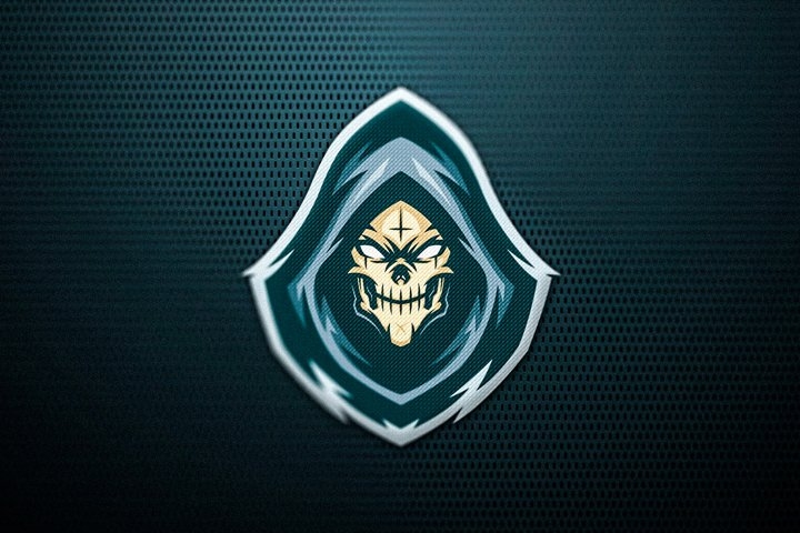 Dead Assassins Gaming Mascot Vector Template