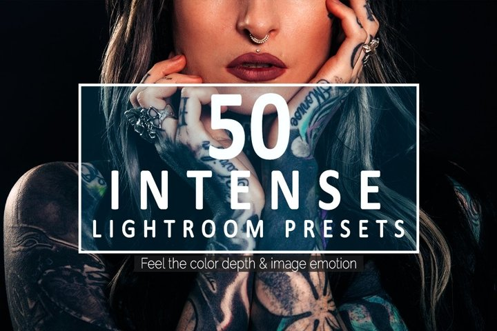 100 Intense Presets Pack