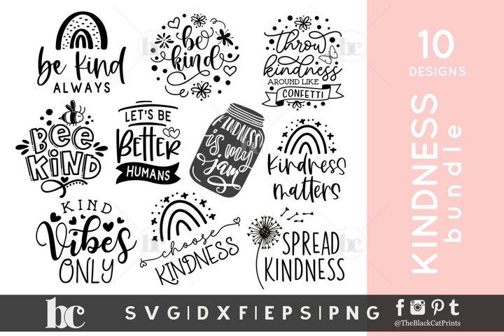 Kindness SVG Bundle | Kindness Bundle| Kindness svg quotes