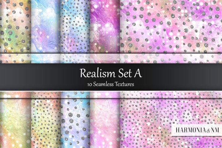 Realism Set A 10 Seamless Textures
