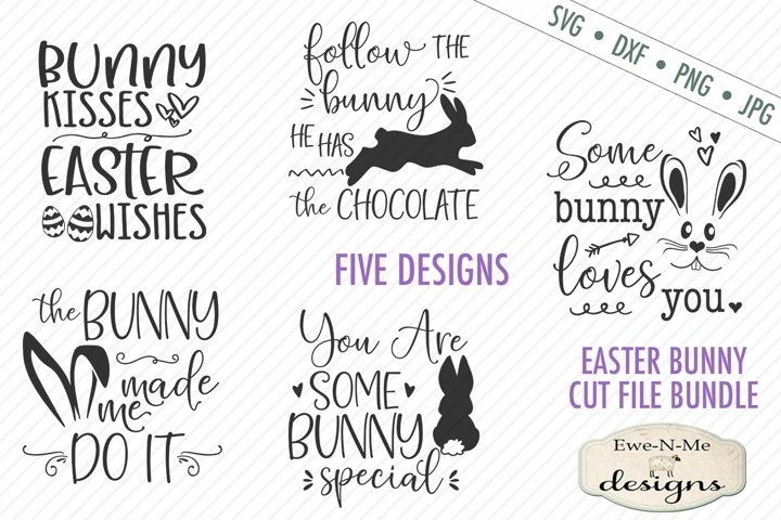 Easter Bunny Mini Bundle - SVG