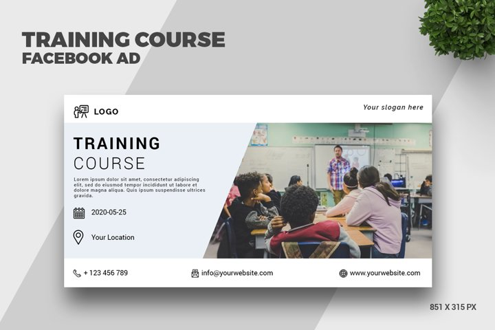 Training Course Facebook Ad - SK