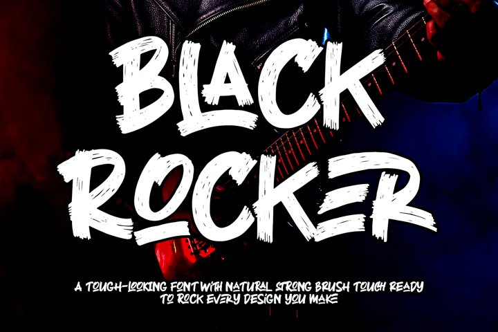 Black Rocker