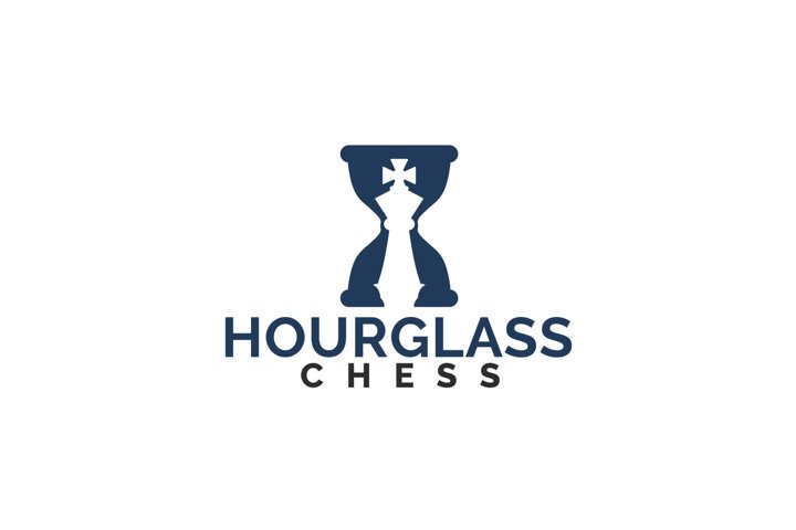Chess Logo Design Concept.
