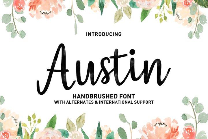 Austin Script