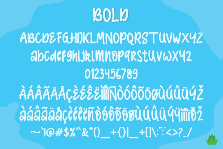Comic Type - Free Font of The Week Design4