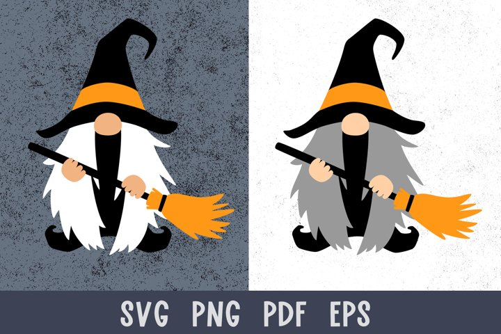 Witch svg Halloween gnomes svg Funny witch png Halloween svg