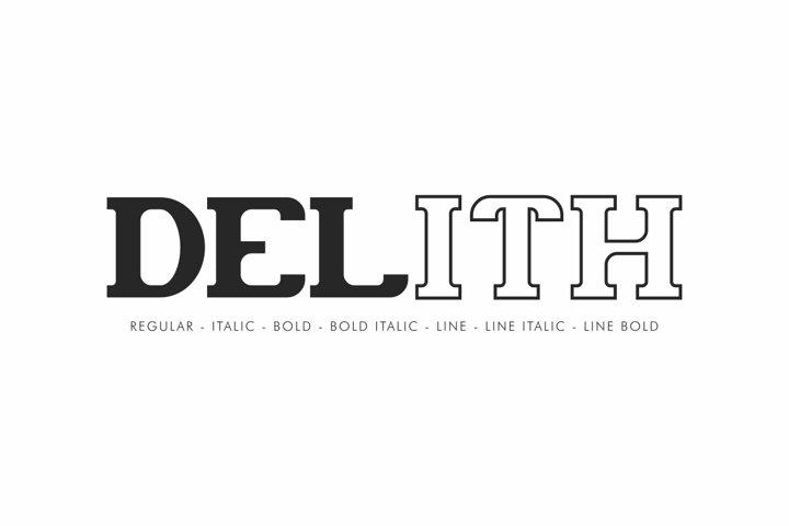 delith