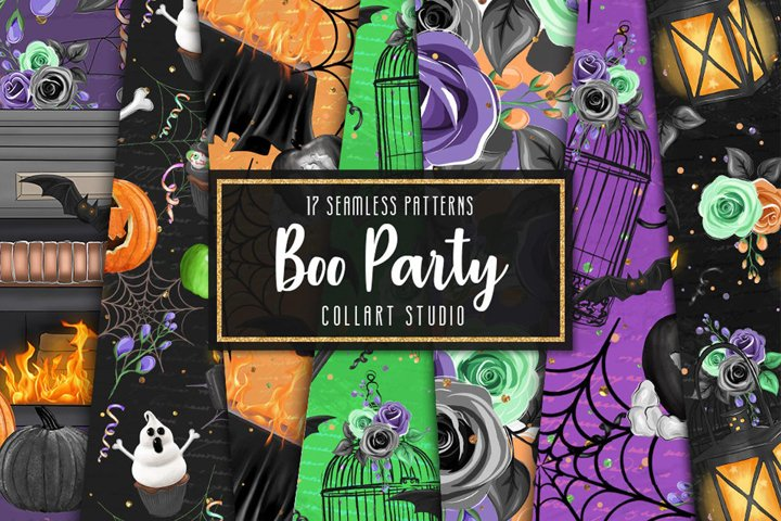 Halloween papers, Witches fashion paper, Halloween party