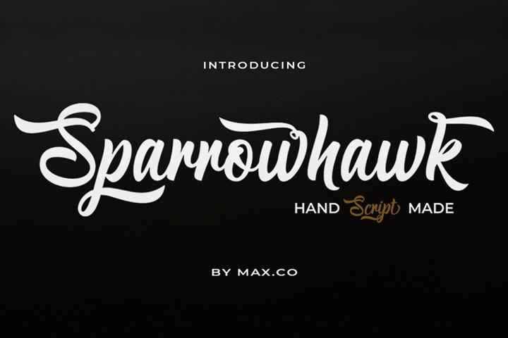 Sparrowhawk Script