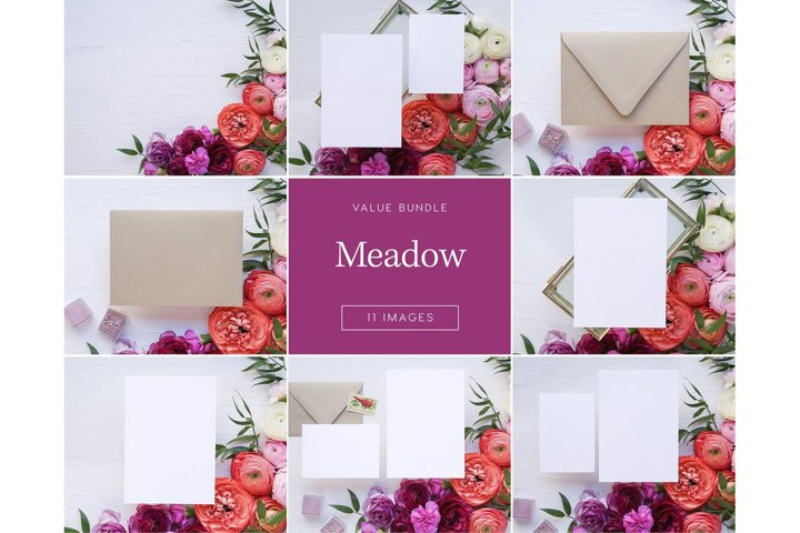 Meadow Bundle - 11 Images