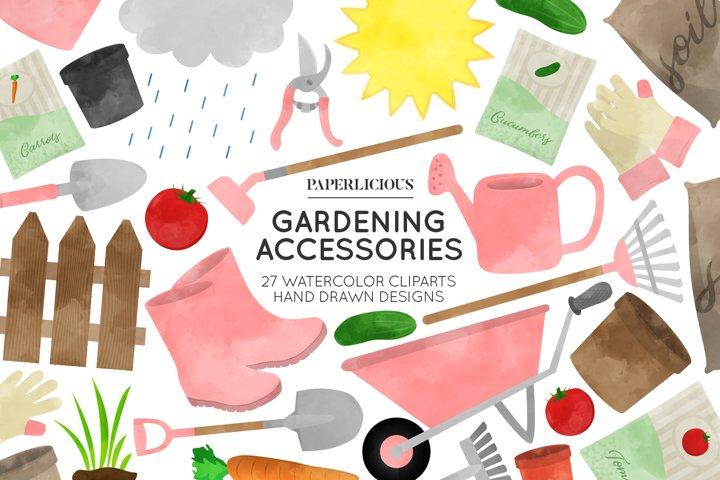 Gardening Cliparts