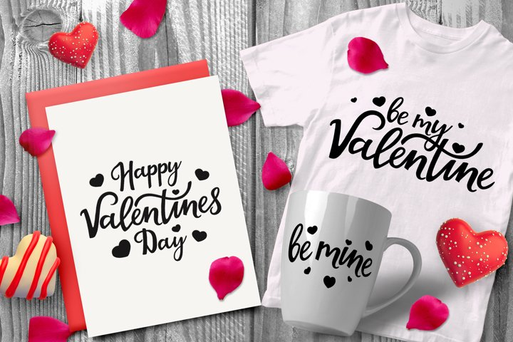 Valentines Day SVG cutting files