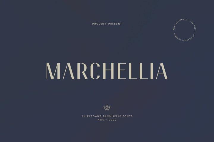 Marchellia Sans