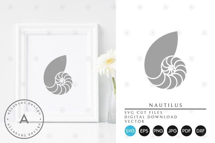 Nautilus SVG