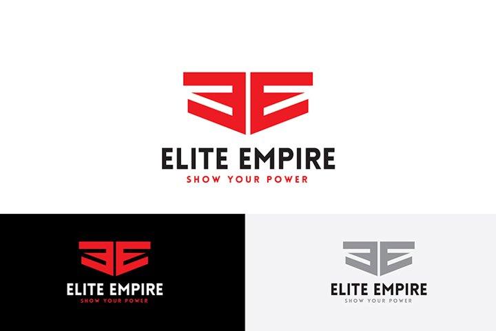 Elite Empire Premium Logo Template