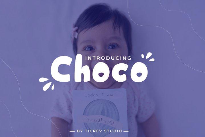 Choco Display