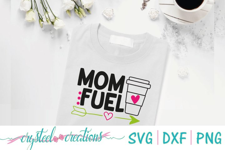Mom fuel SVG