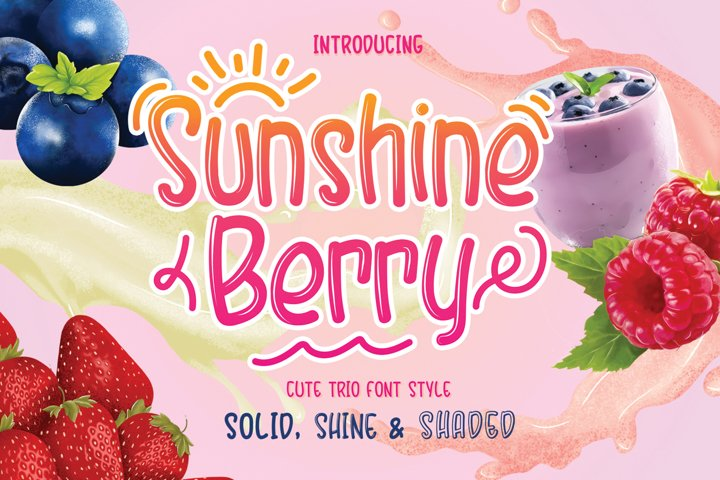 Sunshine Berry