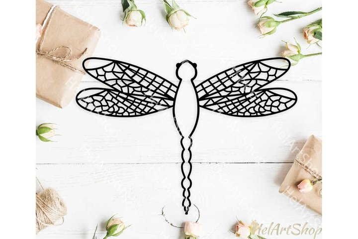 Dragonfly svg, insect svg, cricut/cameo/vector
