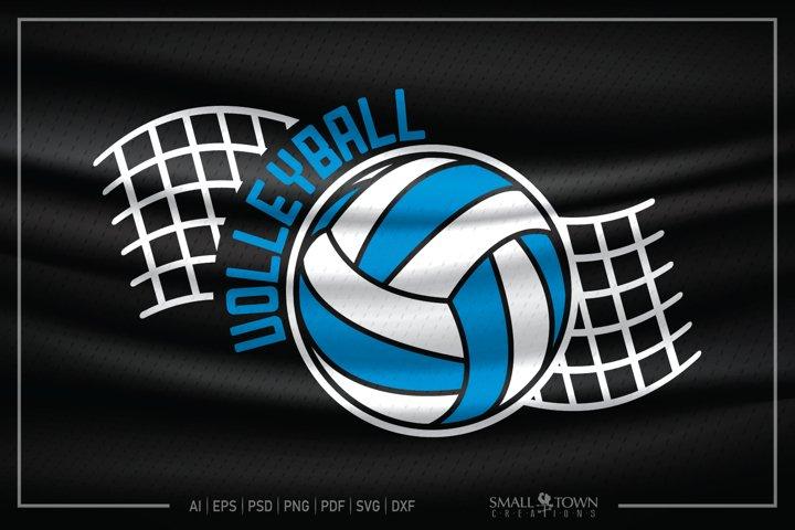 Volleyball, Sport, Volleyball ball svg, PRINT, CUT & DESIGN