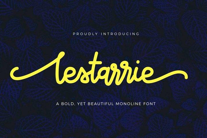 Lestarrie Font