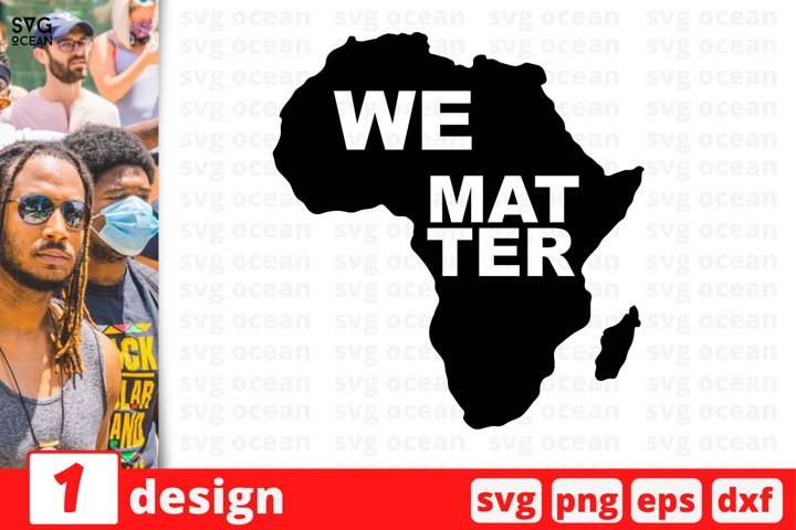 We matter Svg Cut Files | Stay woke cricut | Printable