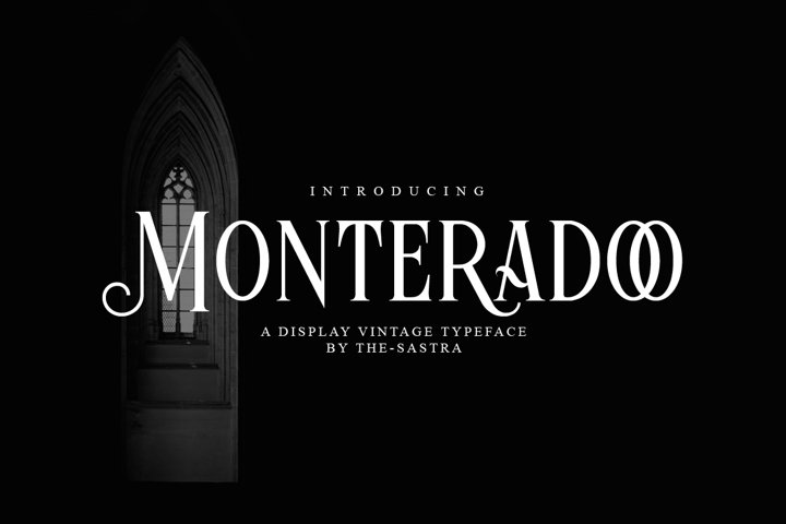 Monteradoo