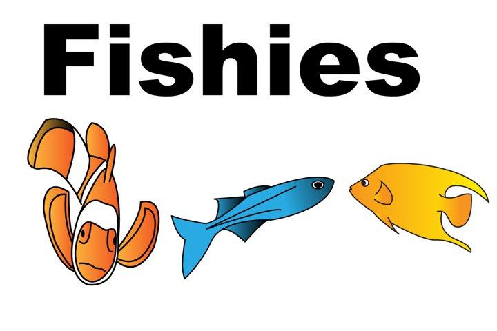 Vector Fishies