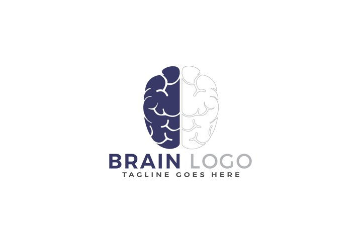 Brain Logo Design.