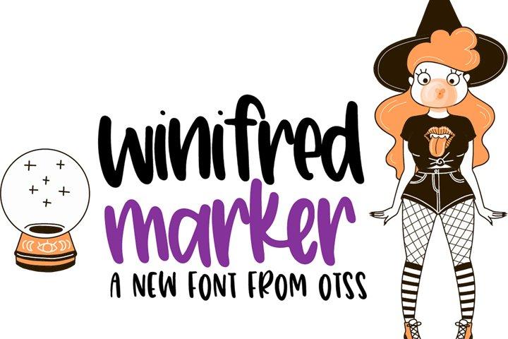 Winifred Marker