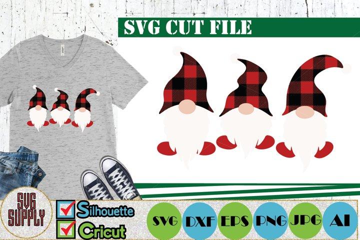 Gnome SVG Cut File