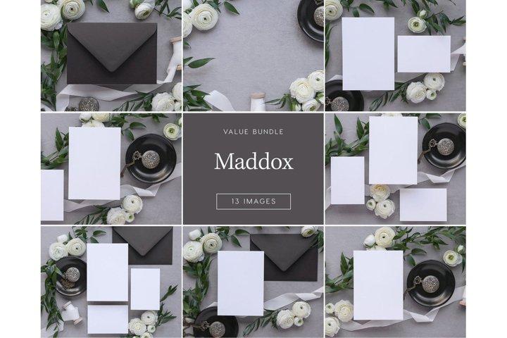 Maddox Bundle - 13 Images
