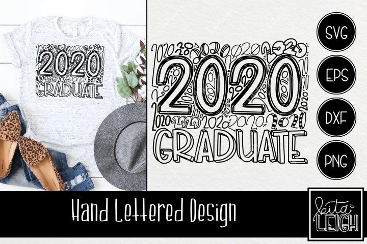 2020 Graduate Typography