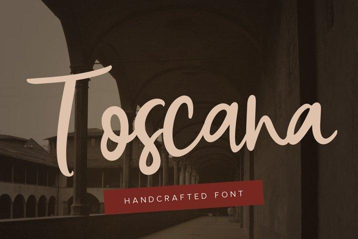Toscana Font DUO