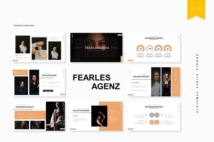 Fearles Agenz | Google Slides Template