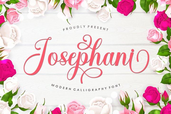 Josephani Script