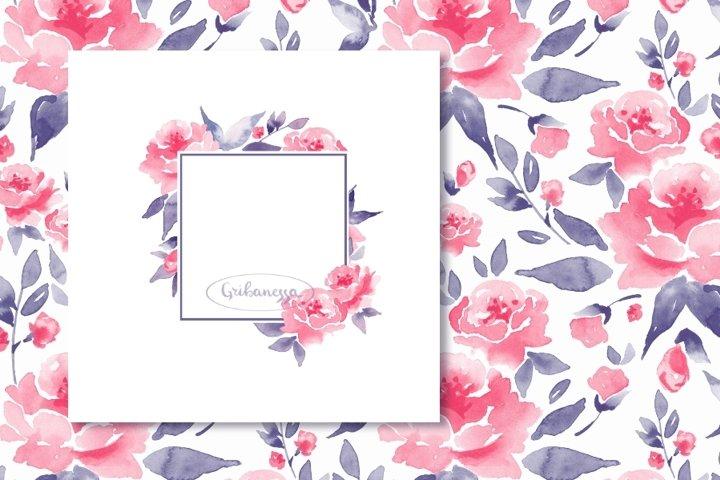Floral set for design 1