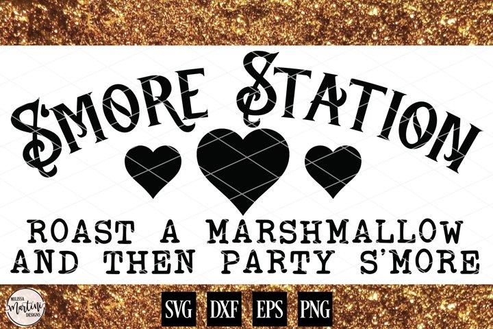SMore Station