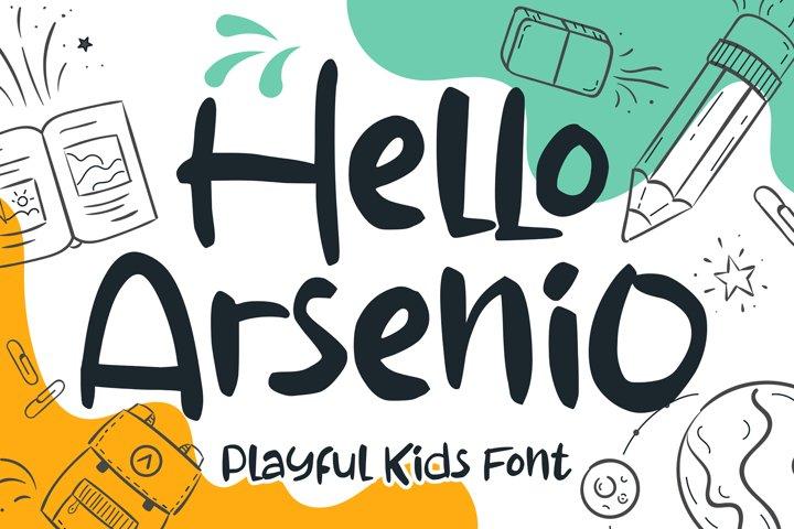 Hello Arsenio