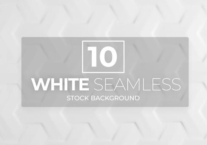 10 White Seamless Background Bundle