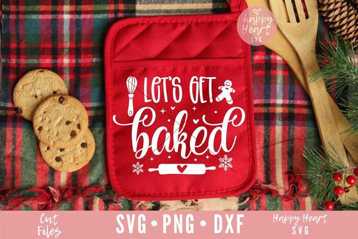 Lets Get Baked SVG