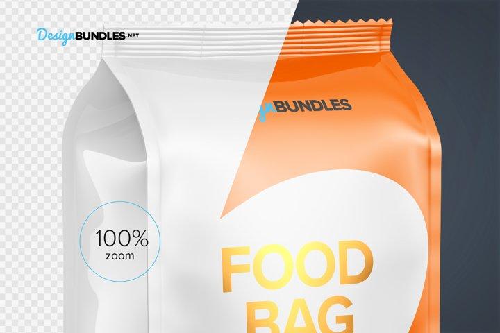 Food Bag Mockups example 5