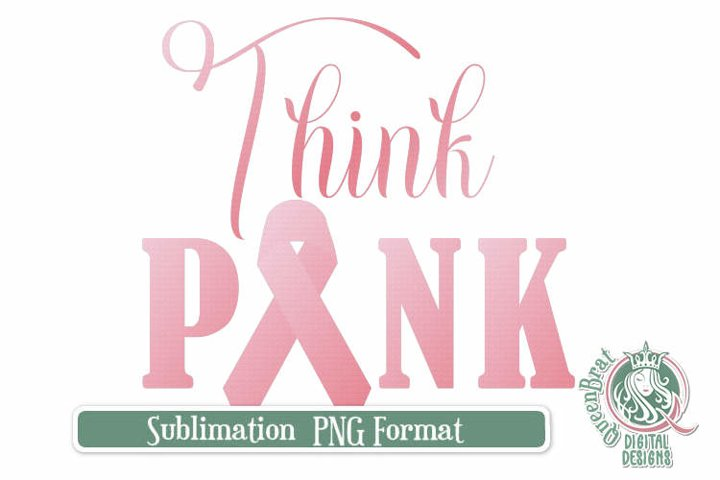 Think Pink BCA Sublimation