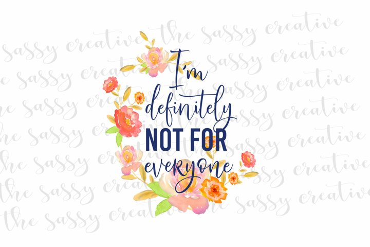 Sublimation Design Download  Funny Quote PNG File
