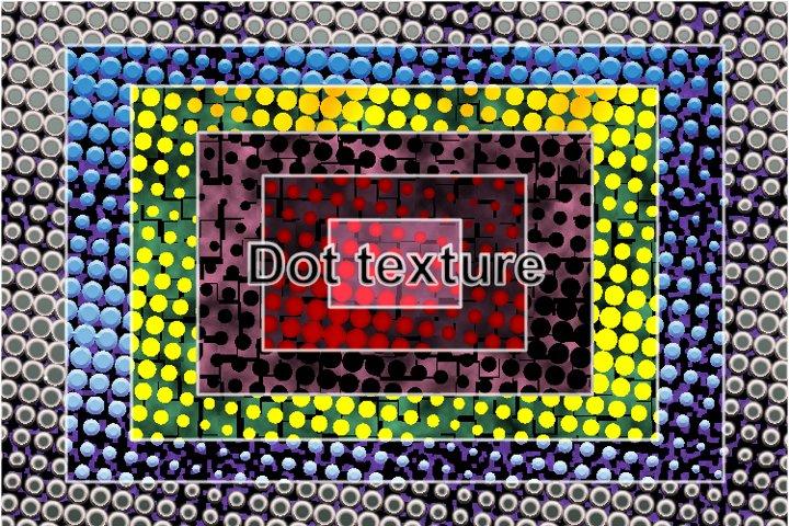 Dot texture H-3600px-W3600px