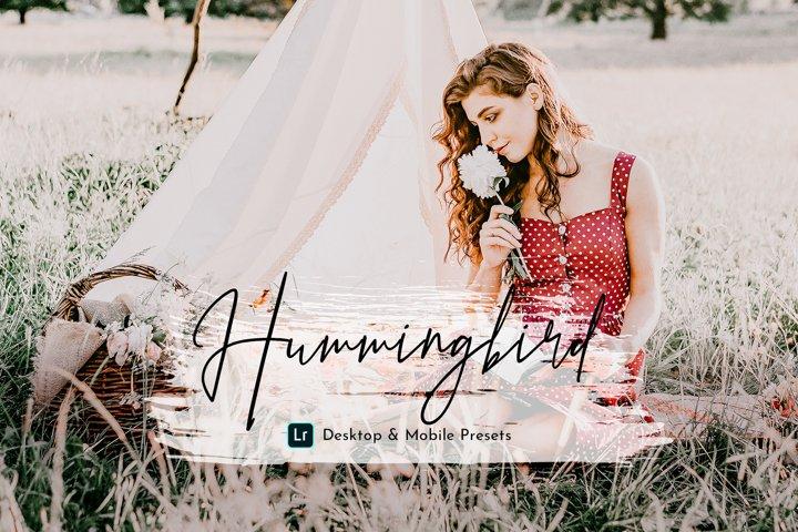 HummingBird Lightroom Presets Pack