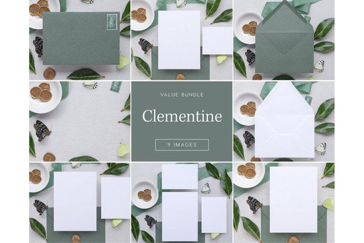 Clementine Bundle - 9 Images