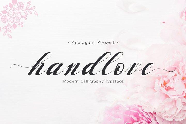 handlove script